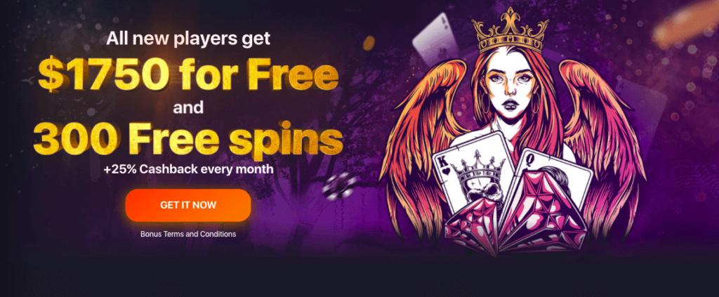 Praise Casino promotions