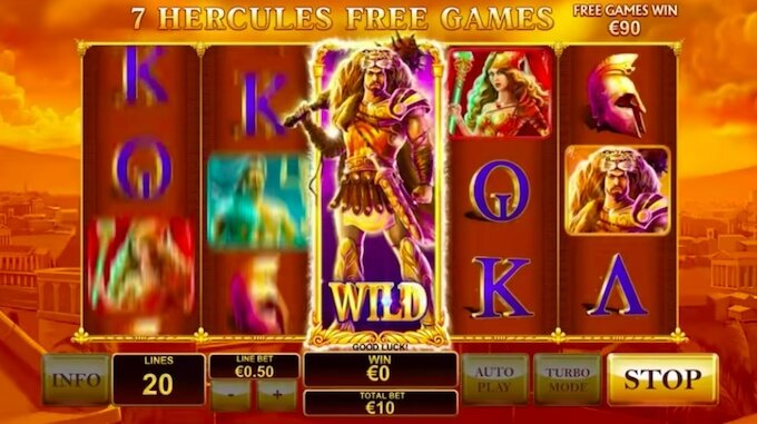 age of the gods free spins