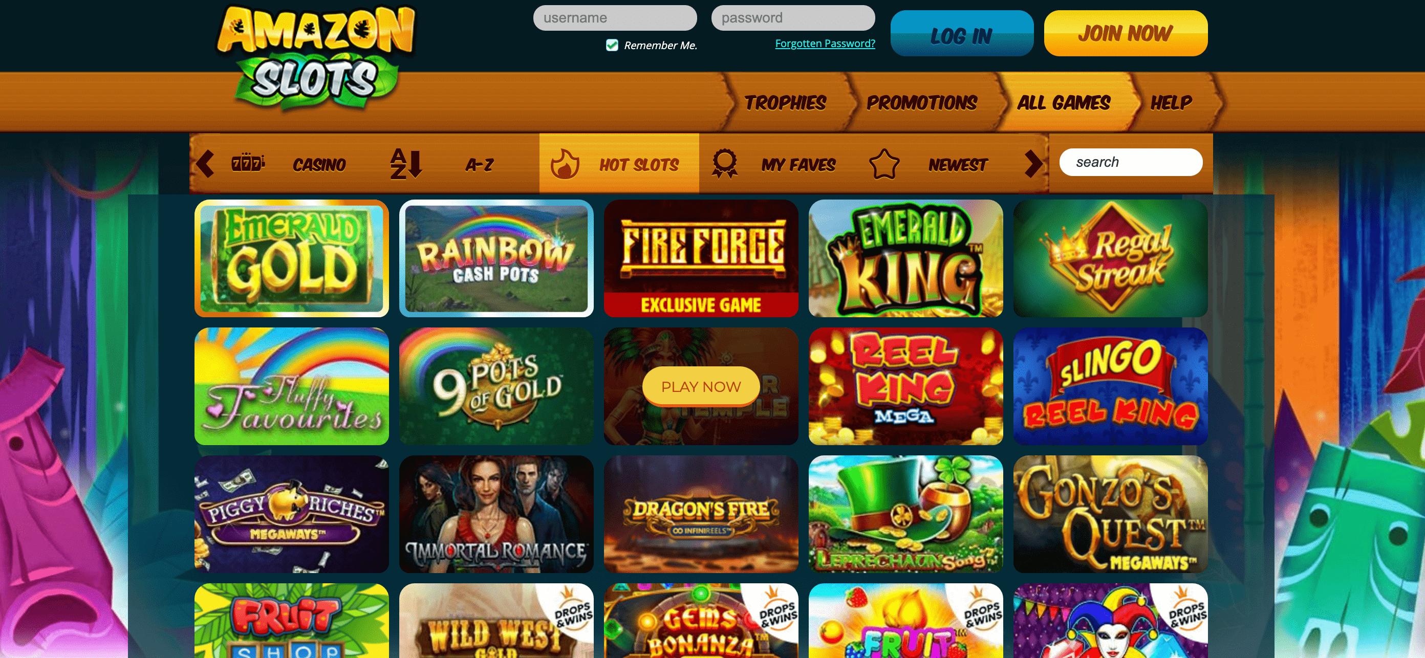 amazon slot games