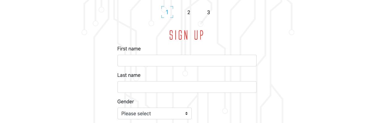 Captain Spins registration