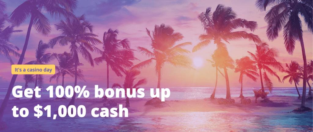 casinodays nz welcome bonus
