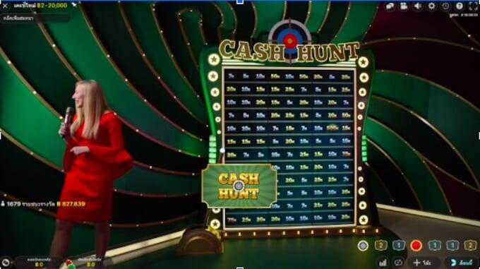 Cash Hunt Bonus Crazy Time