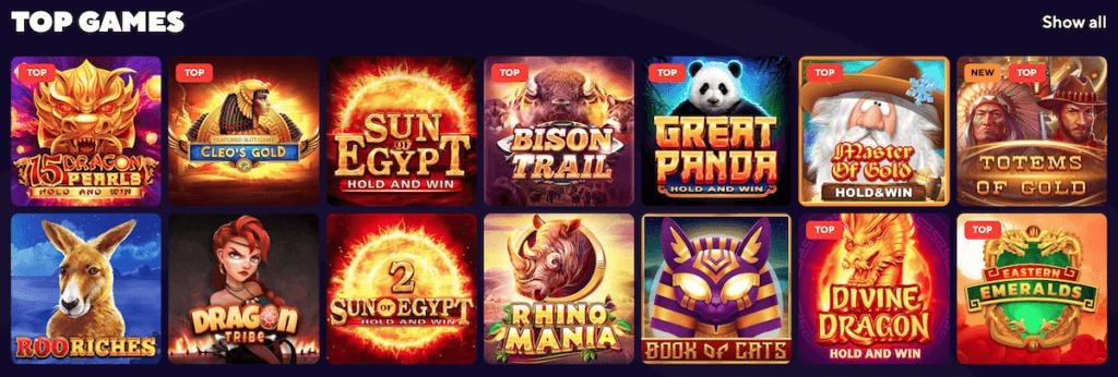 dazard online slots