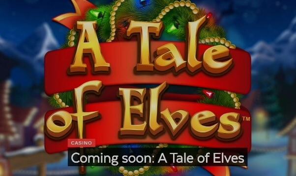 A Tale of Elves Title