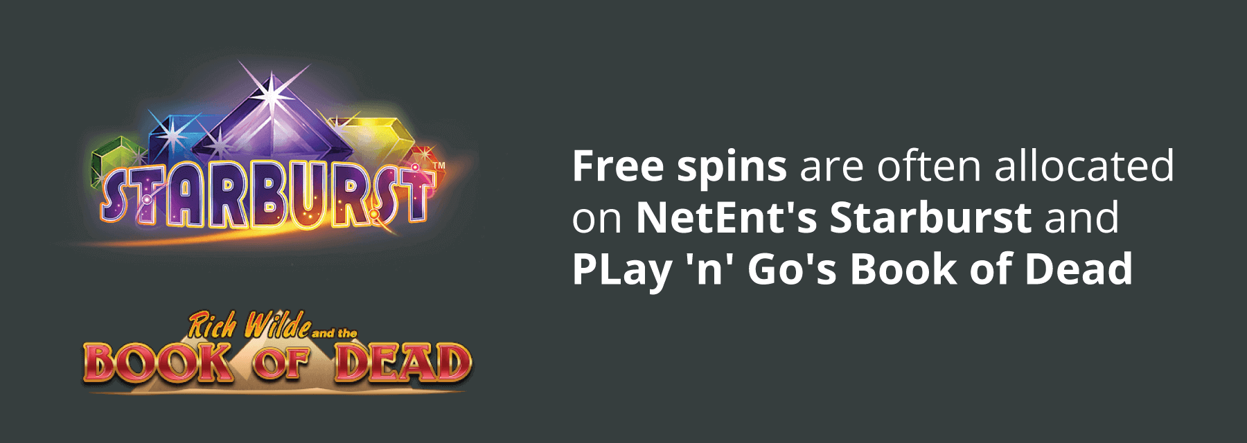 Free spins on popular slots