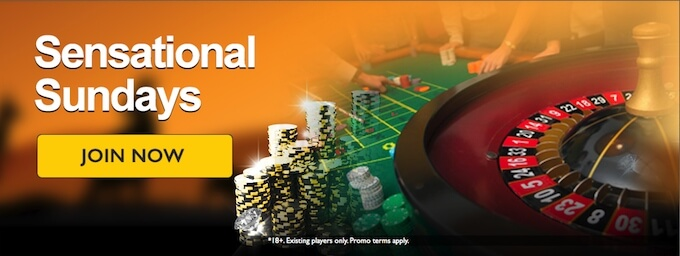 gday casino promotions