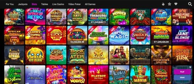 jackpotcity casino pokies