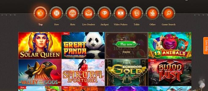 Review Joy Casino