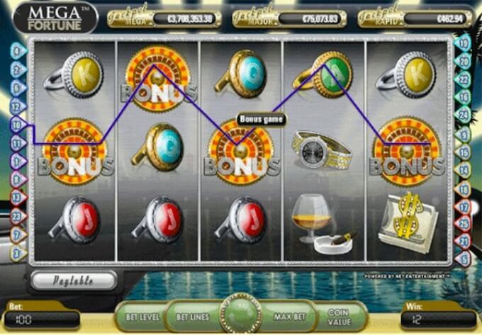 Mega Fortune jackpot NZ