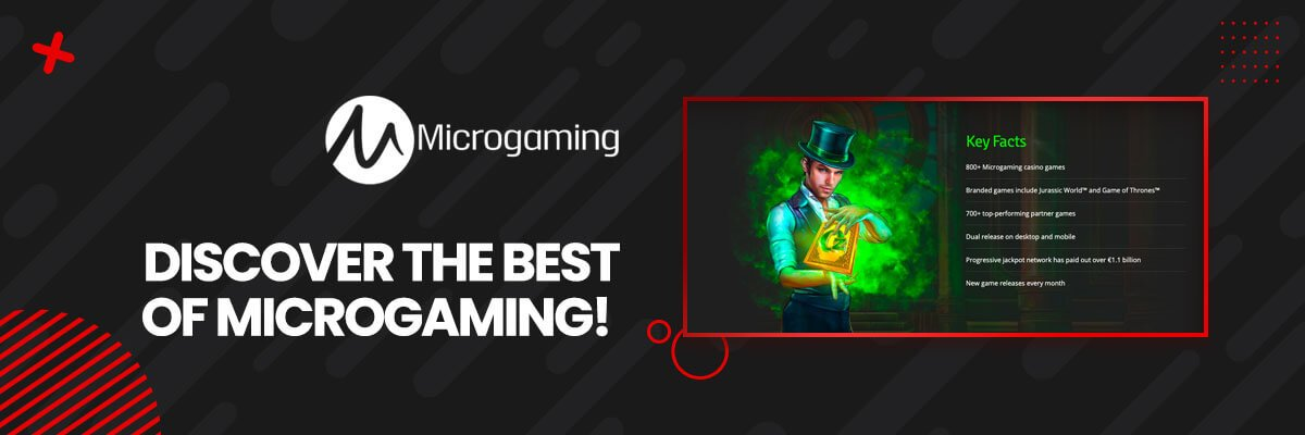 Microgaming offers