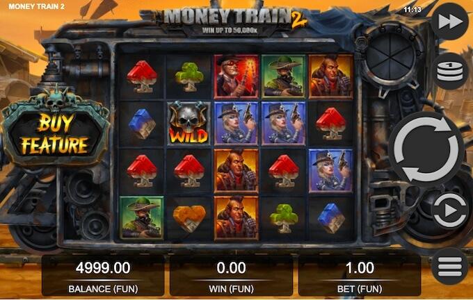 Money Train 2 slot