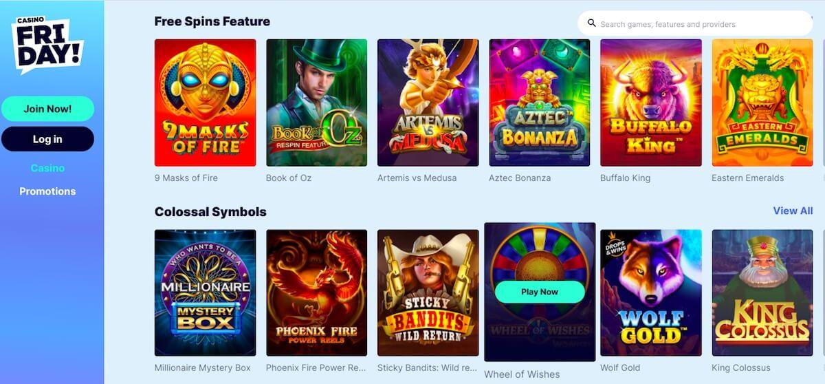 New online casinos nz - CasinoFriday