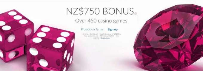 NZ Ruby Fortune Casino