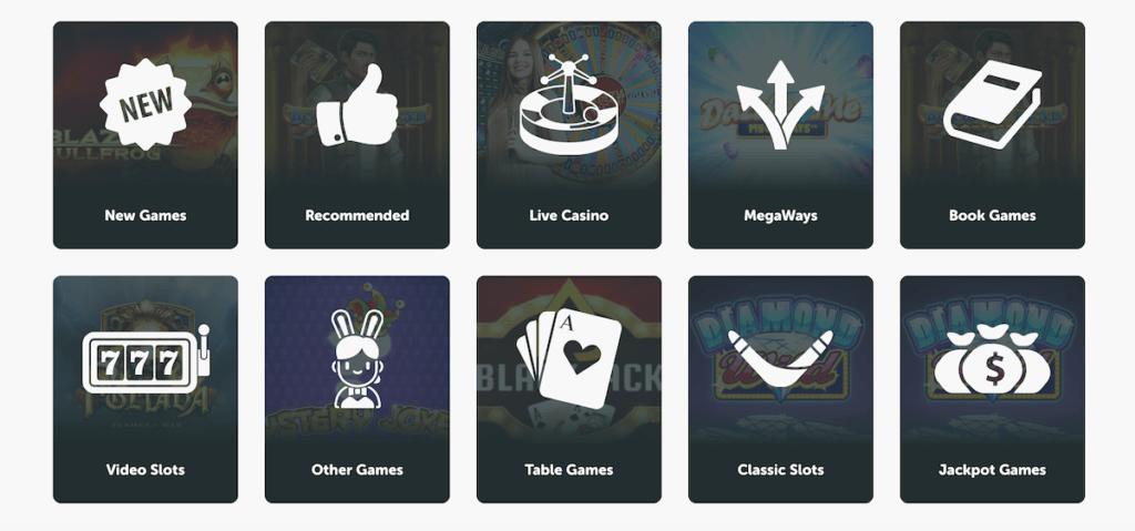 pocket play nz casino games