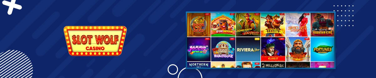 Slot Wolf Games